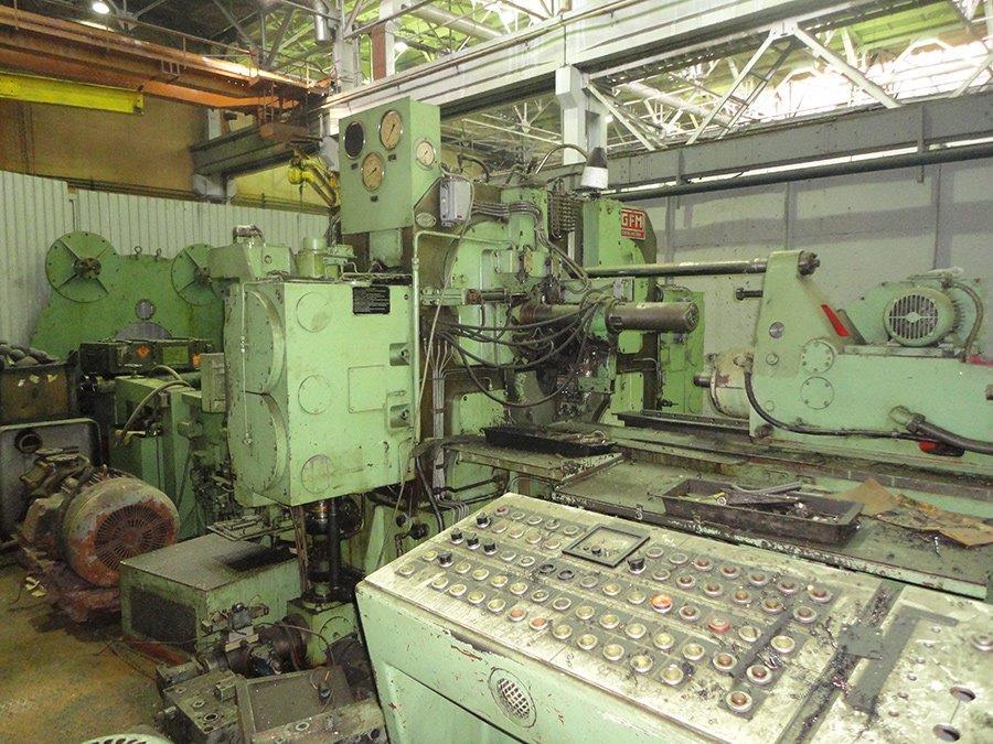cold hammer forging machine