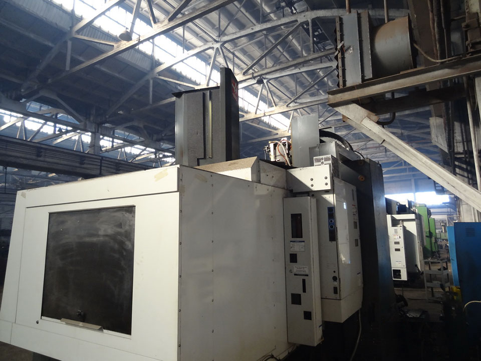 CNC Vertical milling machining center Haas VF-11/50