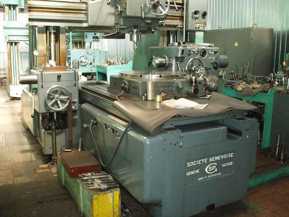 Sip Jig Bore : Jig borer sip hydroptic p boring machines
